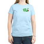 Redhead Irish Girl Women's Light T-Shirt