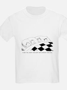 A Warm Quilt T-Shirt