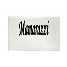 Mamarazzi Rectangle Magnet
