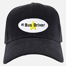 Bus Driver Baseball Hat