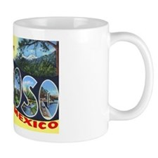 Ruidoso New Mexico Greetings Mug