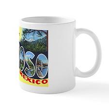 Ruidoso New Mexico Greetings Mug