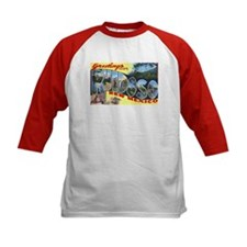 Ruidoso New Mexico Greetings (Front) Tee