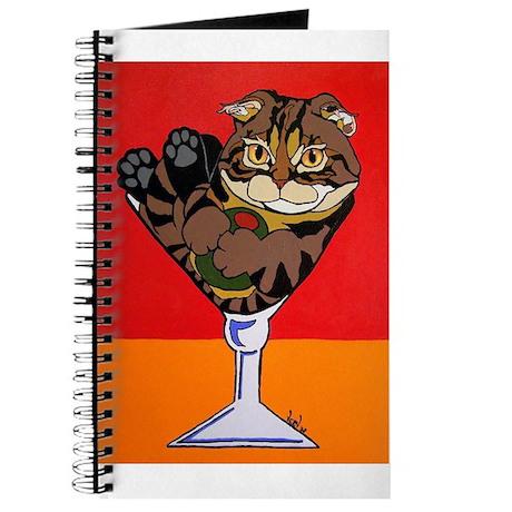 Scottish Fold Martini Journal