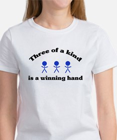 Three of a Kind Boys Tee