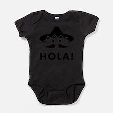 Mexican Mustache Body Suit
