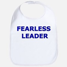 Fearless Leader Bib