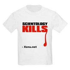 $cientology Kills T-Shirt