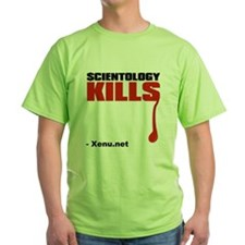 $cientology Kills T-Shirt