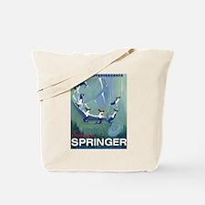 Source Springer Tote Bag