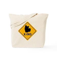 Skye X-ing Tote Bag
