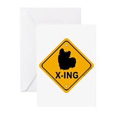 Skye X-ing Greeting Cards (Pk of 20)