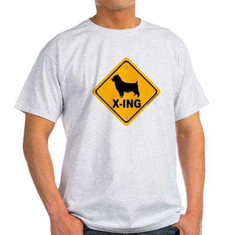 Silky X-ing Light T-Shirt