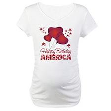 Happy Birthday America Shirt