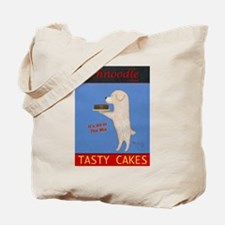 Schnoodle Tasty Cakes Tote Bag