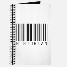 Historian Barcode Journal