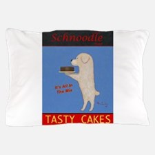 Schnoodle Tasty Cakes Pillow Case