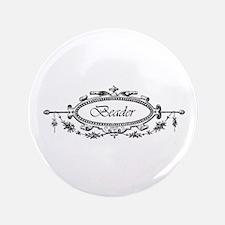 "Beader - Victorian Filigree 3.5"" Button (100 pack)"