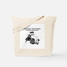 Bead Sales - Bead Crafts Tote Bag
