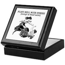 Bead Sales - Bead Crafts Keepsake Box