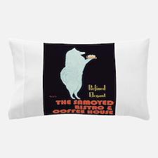 The Samoyed Bistro Pillow Case