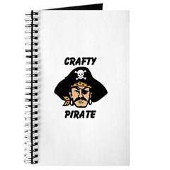 Crafty Pirate - Arts and Craf Journal