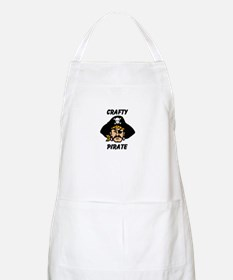 Crafty Pirate - Arts and Craf BBQ Apron