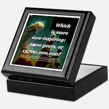Awe Inspiring Keepsake Box