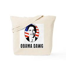 Obama Dawg Tote Bag