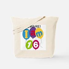 Beware 16th Birthday Tote Bag