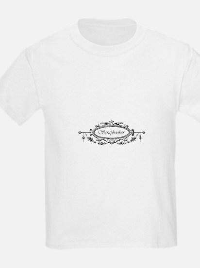 Scrapbooker - Victorian T-Shirt