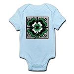 SHAMROCK DESIGN 1 Infant Bodysuit
