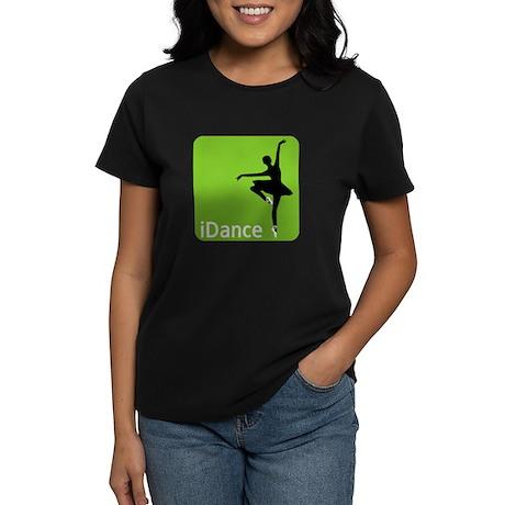 iDance (I Dance) Women's Dark T-Shirt