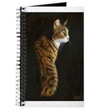 Cat in light Journal