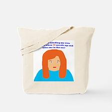 70th birthday bite Tote Bag