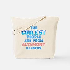 Coolest: Altamont, IL Tote Bag