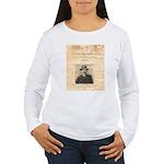 Reward Mysterious Dave Women's Long Sleeve T-Shirt