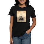 Reward Mysterious Dave Women's Dark T-Shirt