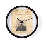 Reward Mysterious Dave Wall Clock