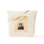 Reward Mysterious Dave Tote Bag