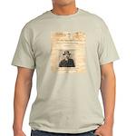 Reward Mysterious Dave Light T-Shirt