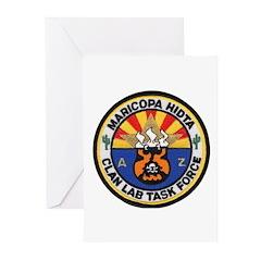 Maricopa HIDTA Greeting Cards (Pk of 10)