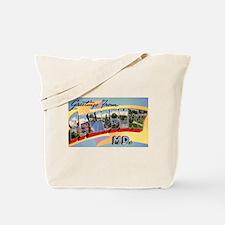 Salisbury Maryland Greetings Tote Bag