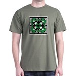 SHAMROCK DESIGN 2 Dark T-Shirt