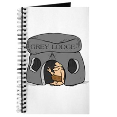 Blue Lodge goes Gray Journal