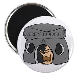 Blue Lodge goes Gray Magnet