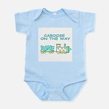 DUE IN JUNE Infant Bodysuit