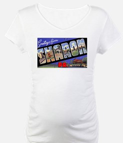 Sharon Pennsylvania Greetings (Front) Shirt