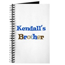 Kendall's Brother Journal