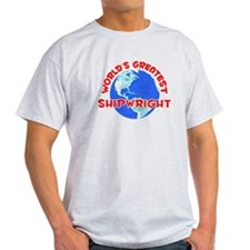 World's Greatest Shipw.. (F) T-Shirt